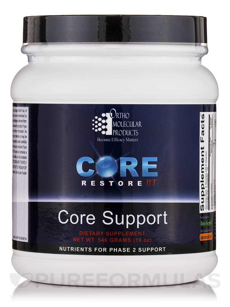 Core Support - 19 oz (546 Grams)