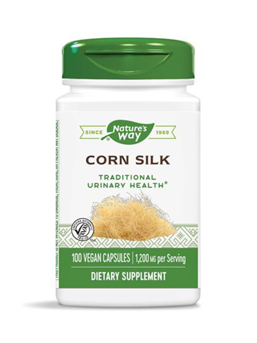 Corn Silk 400 mg - 100 Capsules