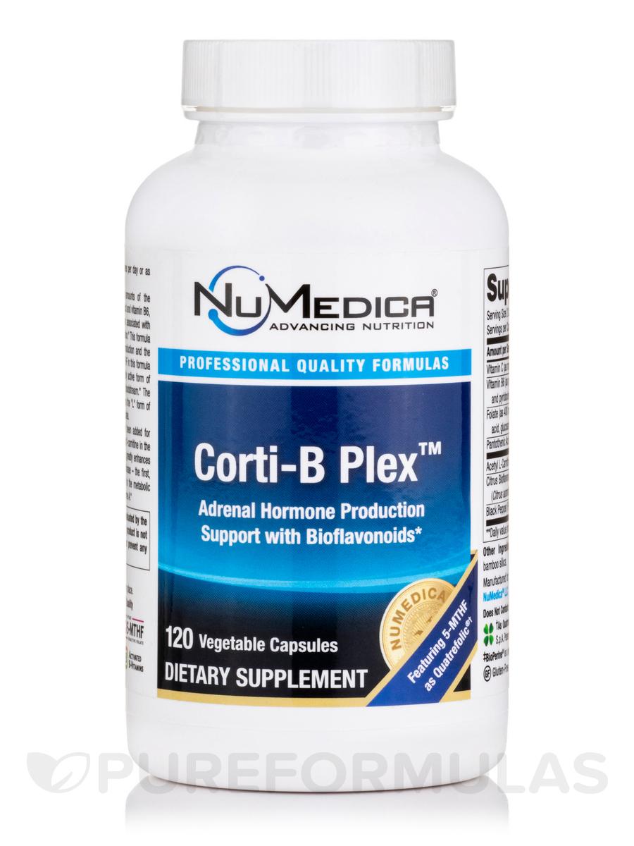 Corti-B Plex - 120 Vegetable Capsules