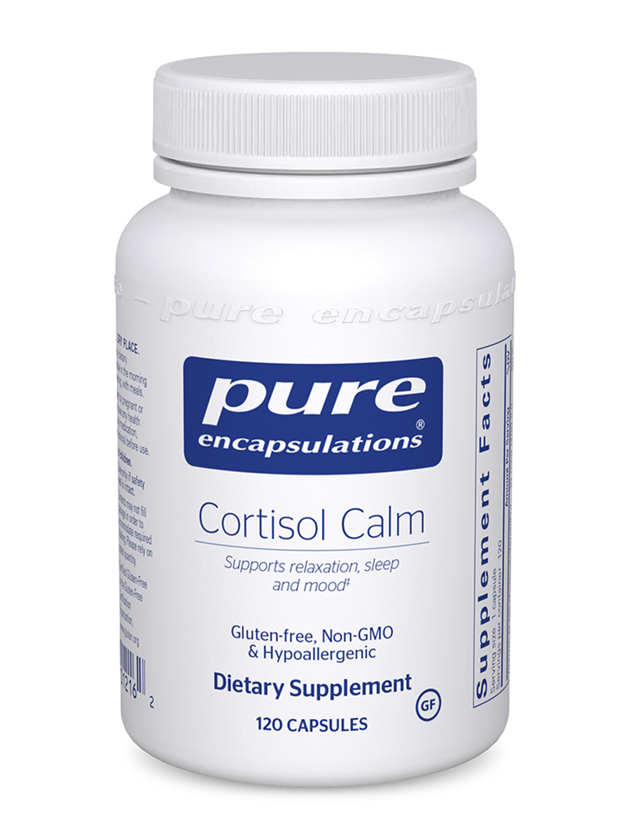 Cortisol Calm - 120 Capsules