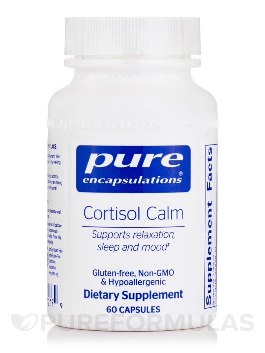 Cortisol Calm - 60 Capsules