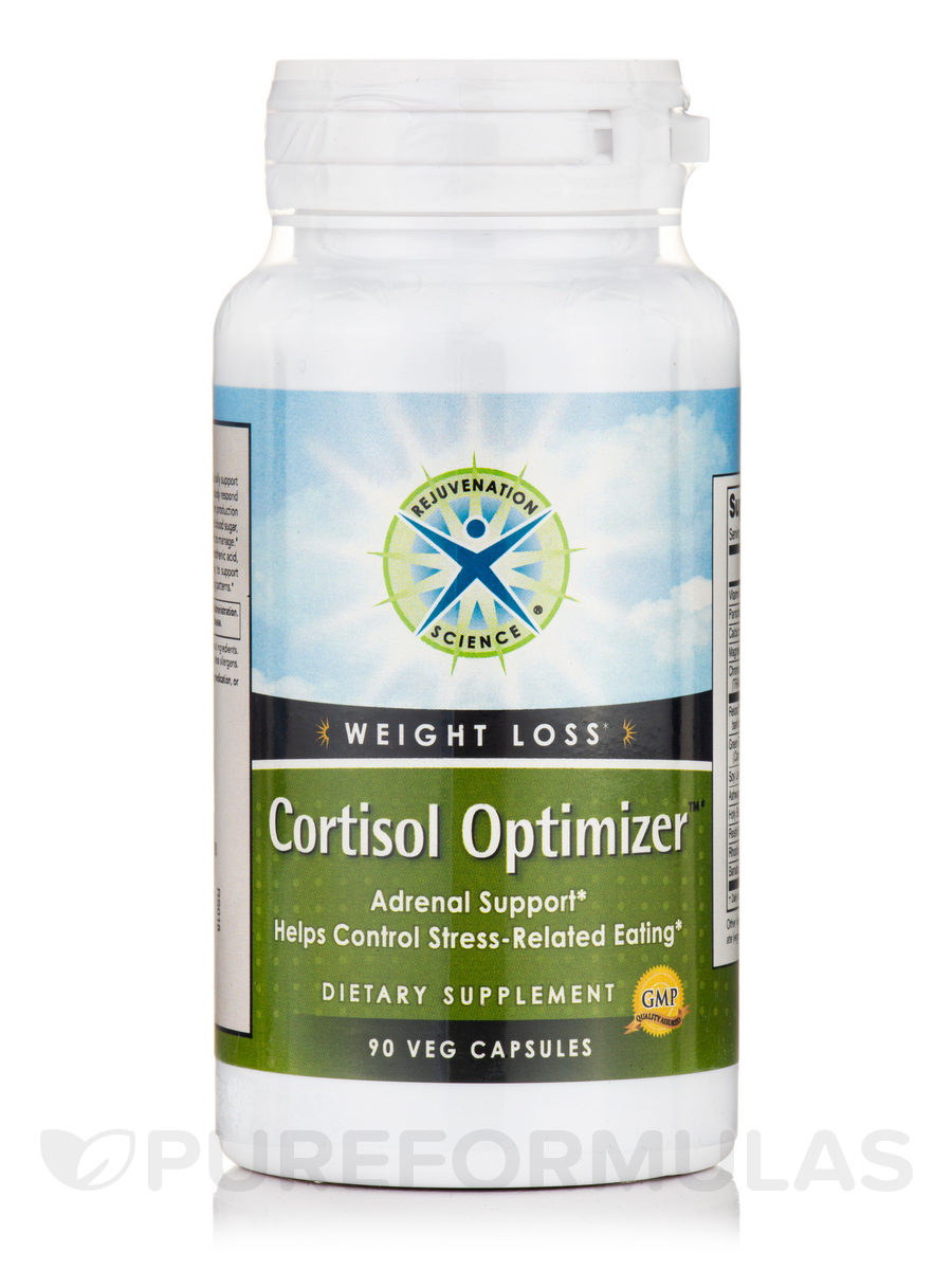 Cortisol Optimizer™ - 90 Veg Capsules