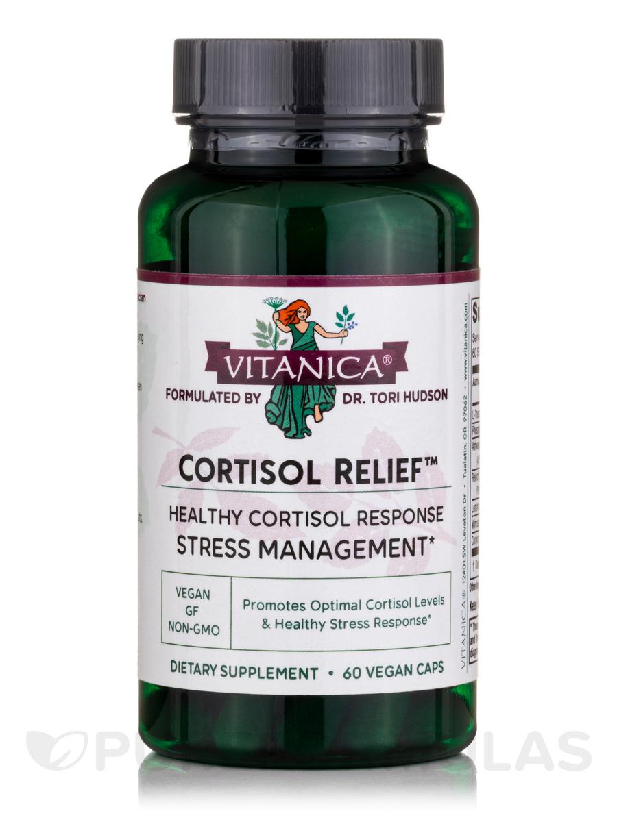 Cortisol Relief™ - 60 Vegetarian Capsules