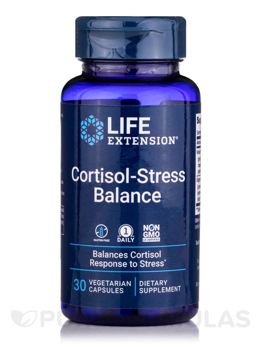 Cortisol-Stress Balance - 30 Vegetarian Capsules
