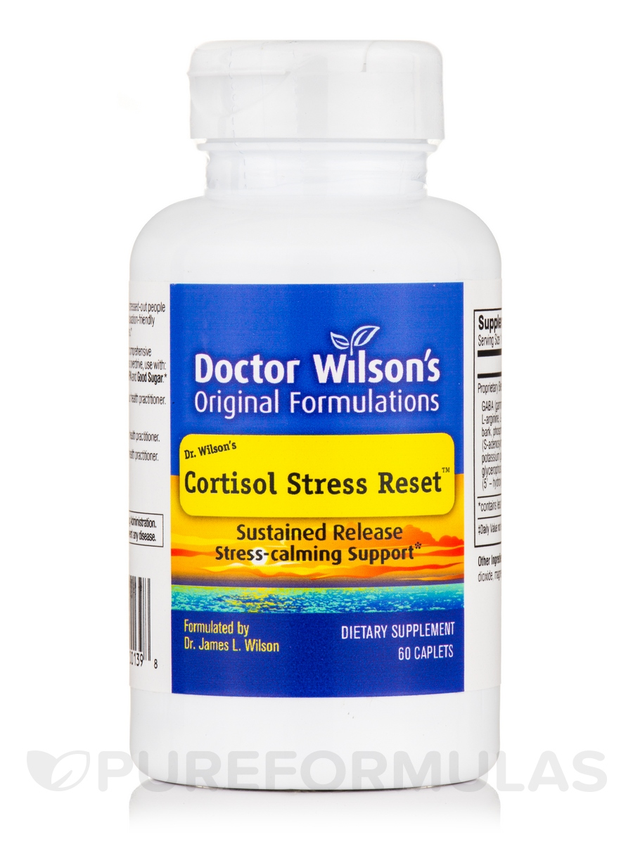 Cortisol Stress Reset - 60 Caplets