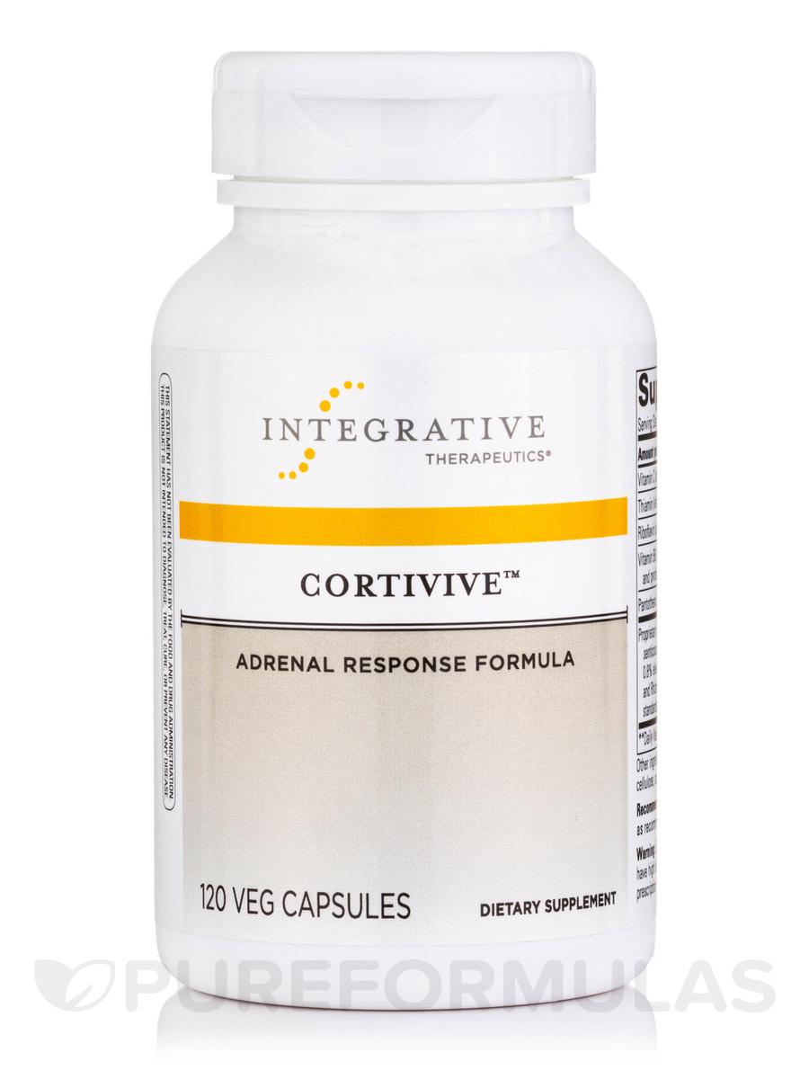 CortiVive™ - 120 Veg Capsules
