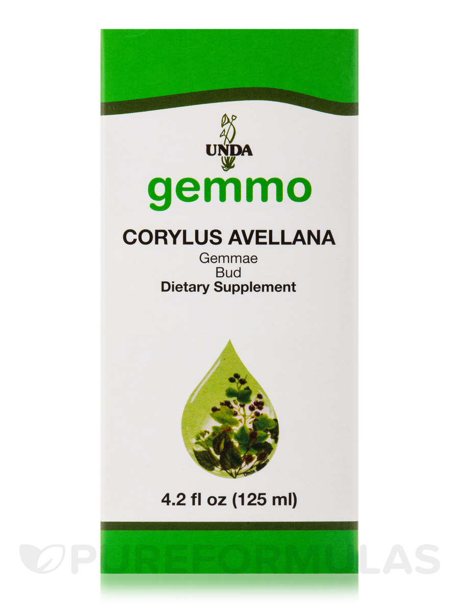 GEMMO - Corylus Avellana - 4.2 fl. oz (125 ml)