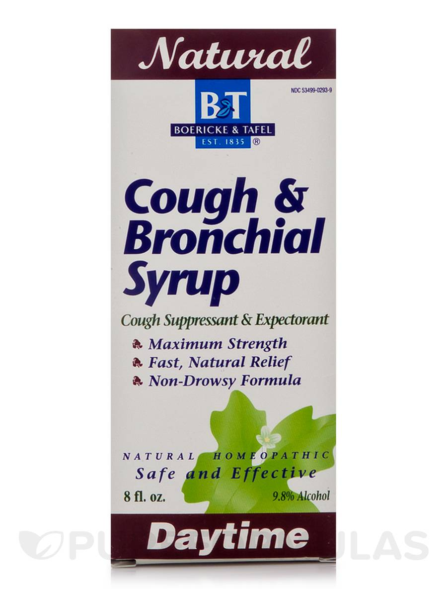 Cough & Bronchial Syrup (Daytime) - 8 fl. oz