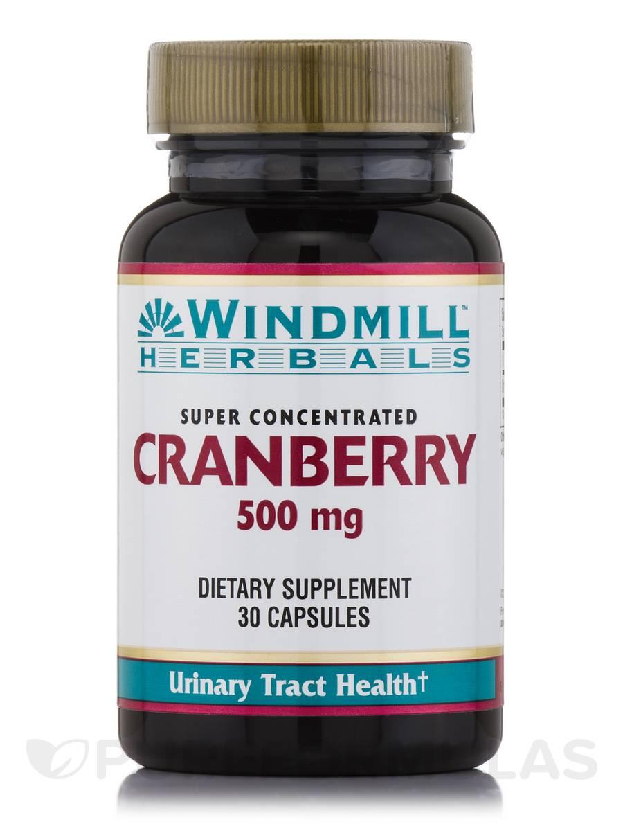 Cranberry 500 mg
