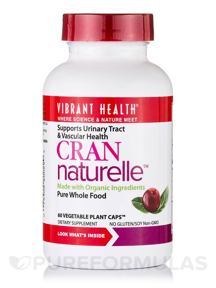 Cran Naturelle™ - 60 Vegetable Plant Caps™