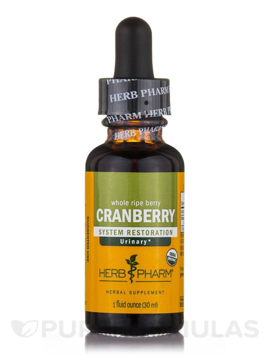 Cranberry - 1 fl. oz (30 ml)