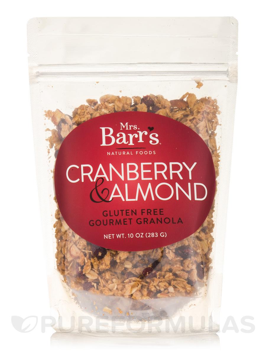 Cranberry & Almond Granola - 10 oz (283 Grams)