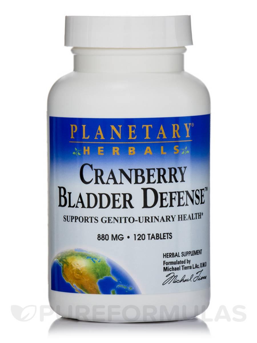 Cranberry Bladder Defense 880 mg - 120 Tablets