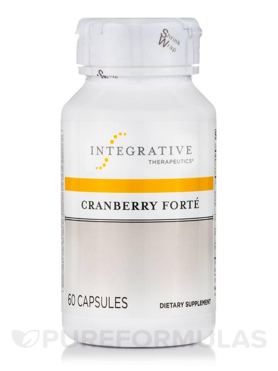 Cranberry Forte - 60 Capsules