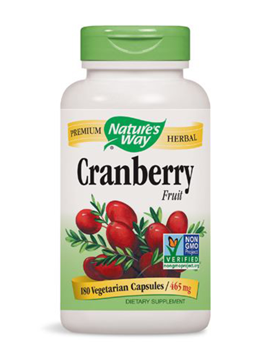 Cranberry Fruit - 180 VCaps