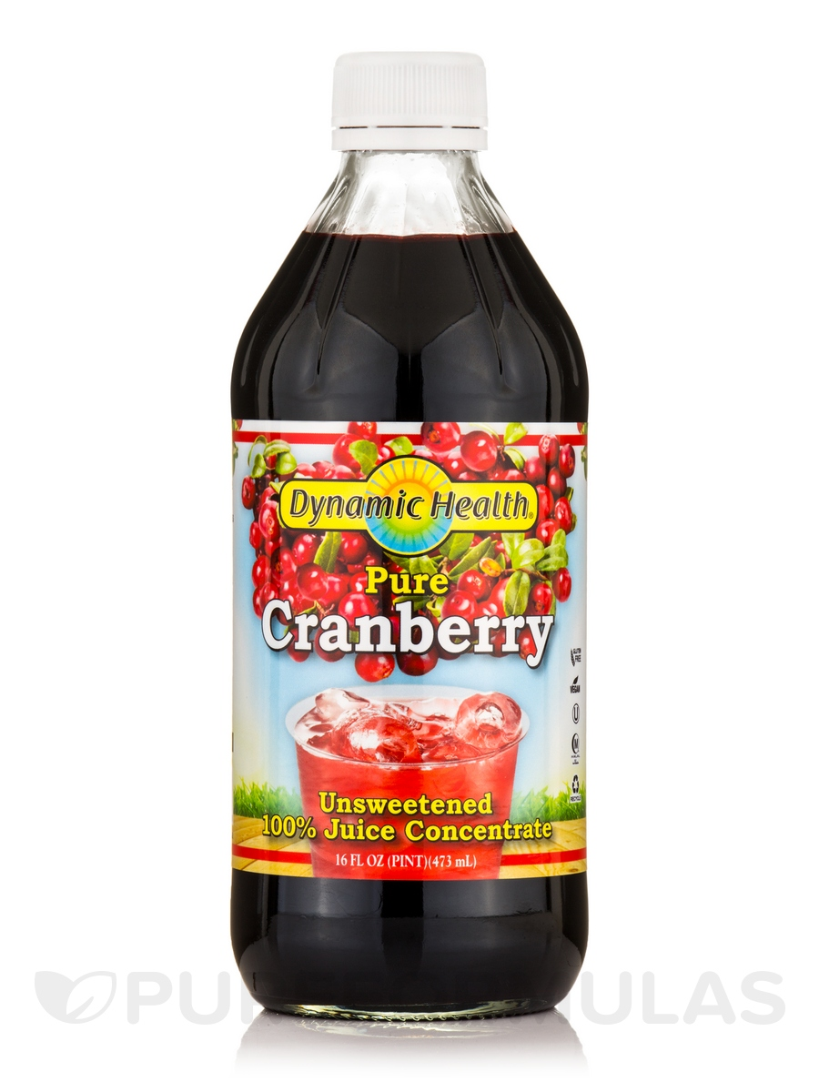 Cranberry Juice Concentrate - 16 fl. oz (473 ml)
