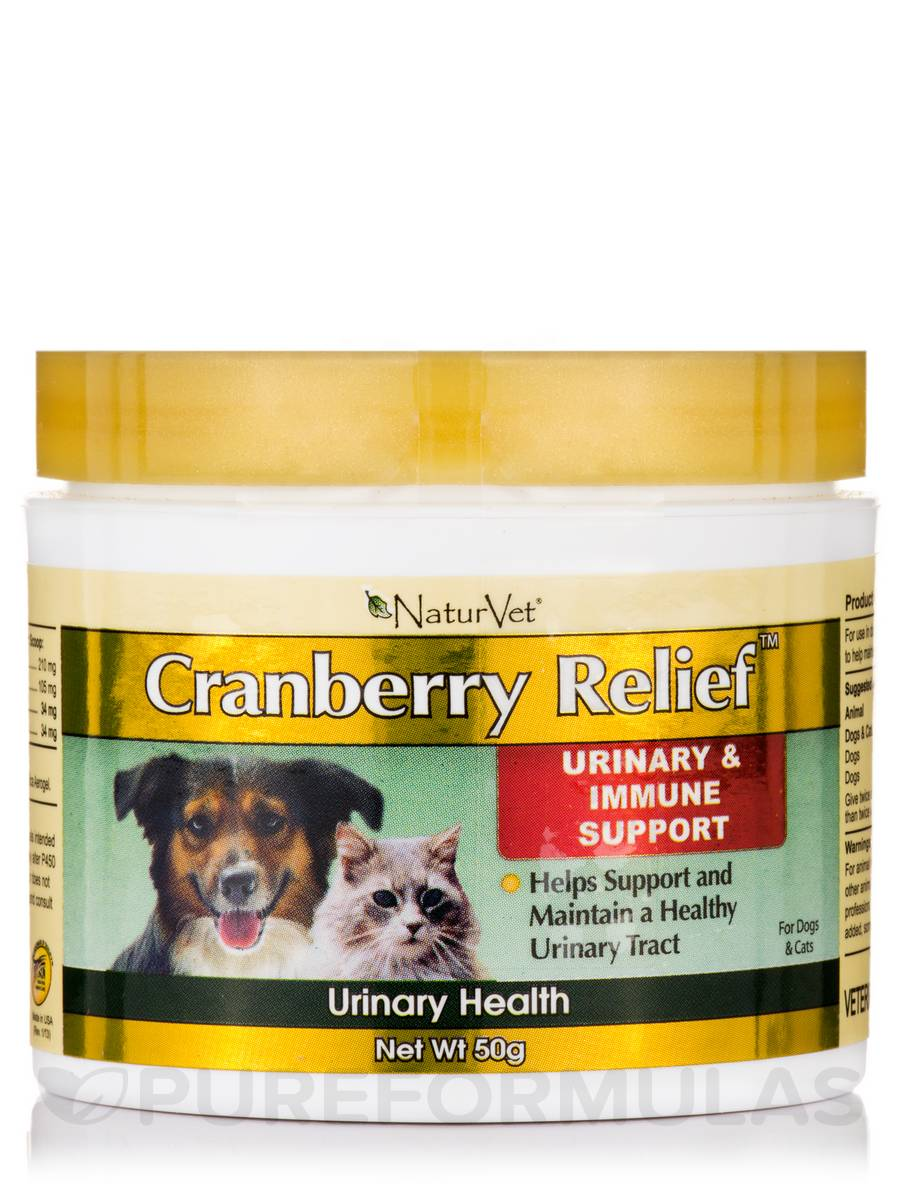 Cranberry Relief Powder - 50 Grams