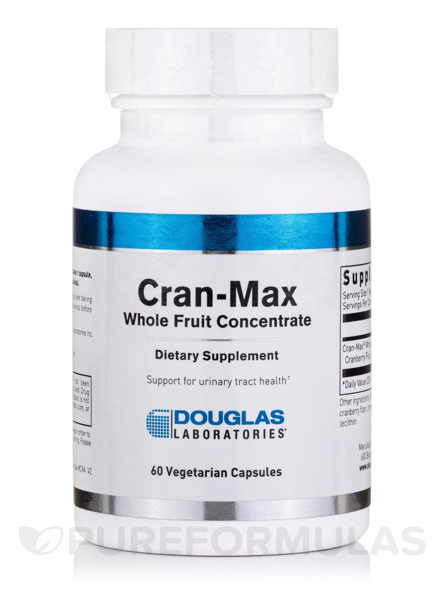 Cran-Max - 60 Capsules