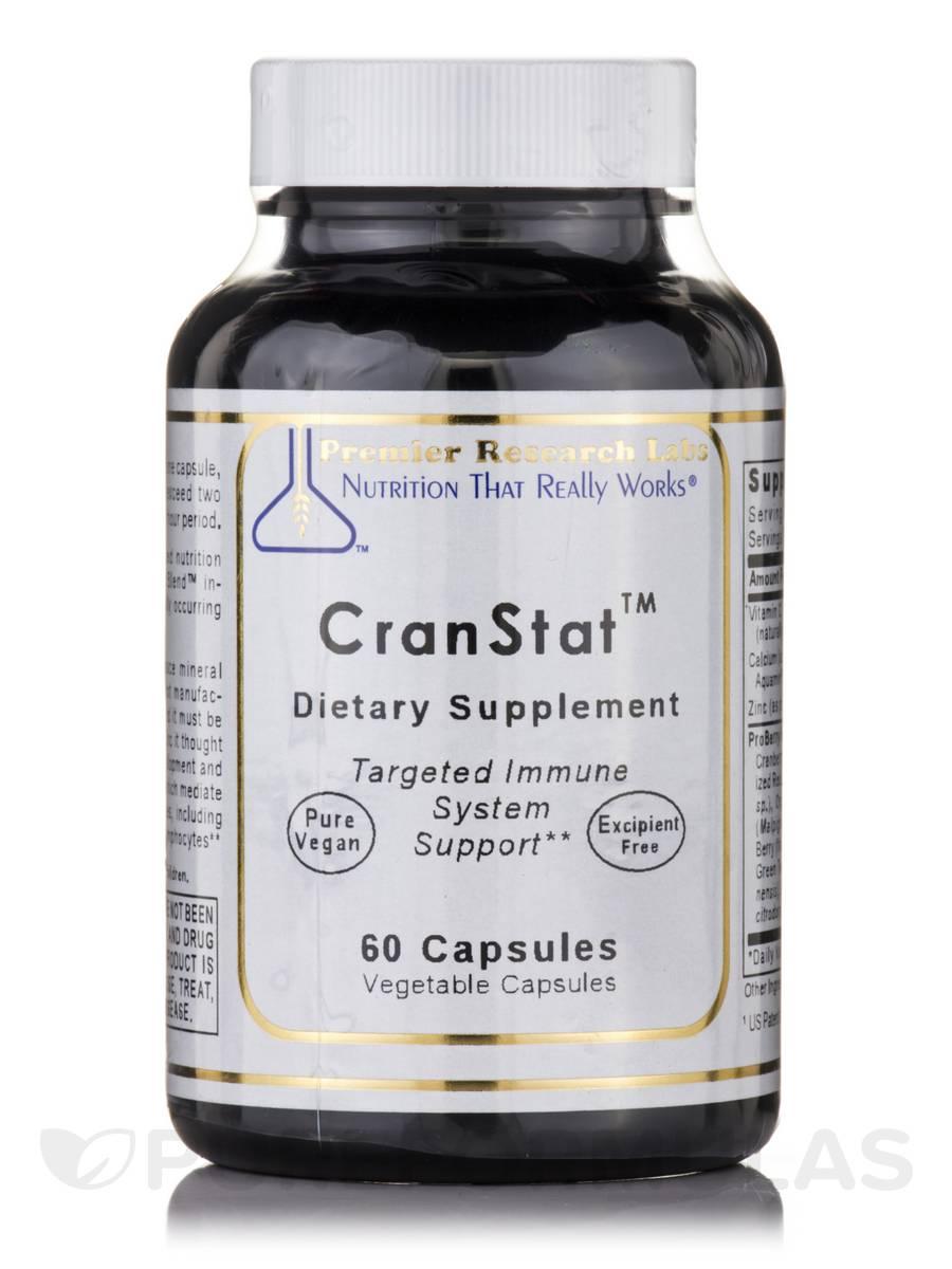 CranStat™ - 60 Vegetable Capsules