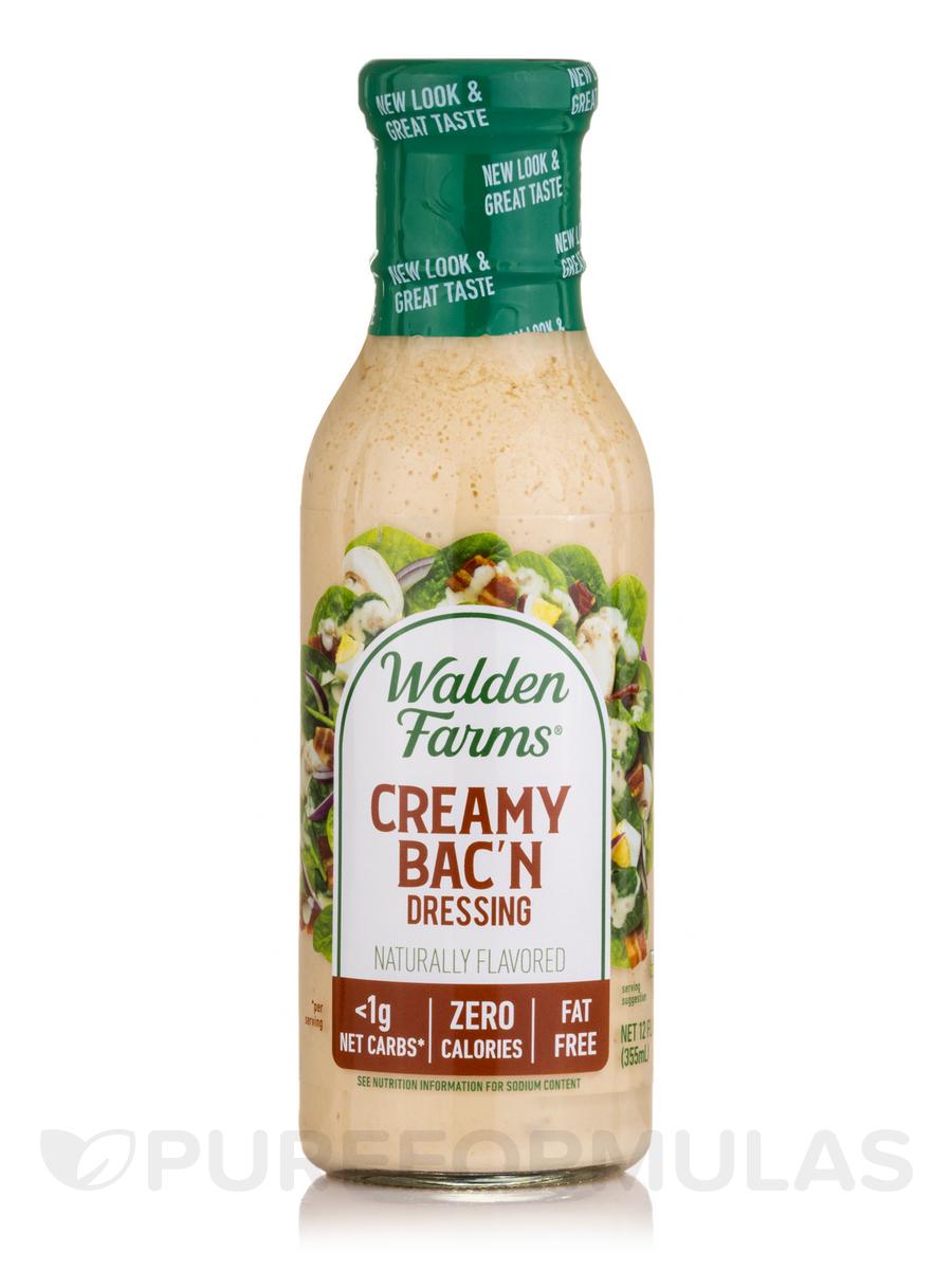 Creamy Bacon Salad Dressing - 12 fl. oz (355 ml)