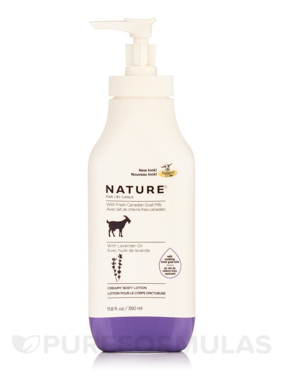 Creamy Body Lotion, Lavender Oil - 11.8 fl. oz (350 ml)