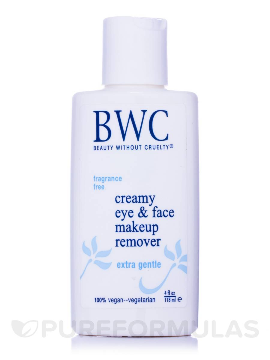 Extra Gentle Creamy Eye & Face Makeup Remover - 4 fl. oz (118 ml)