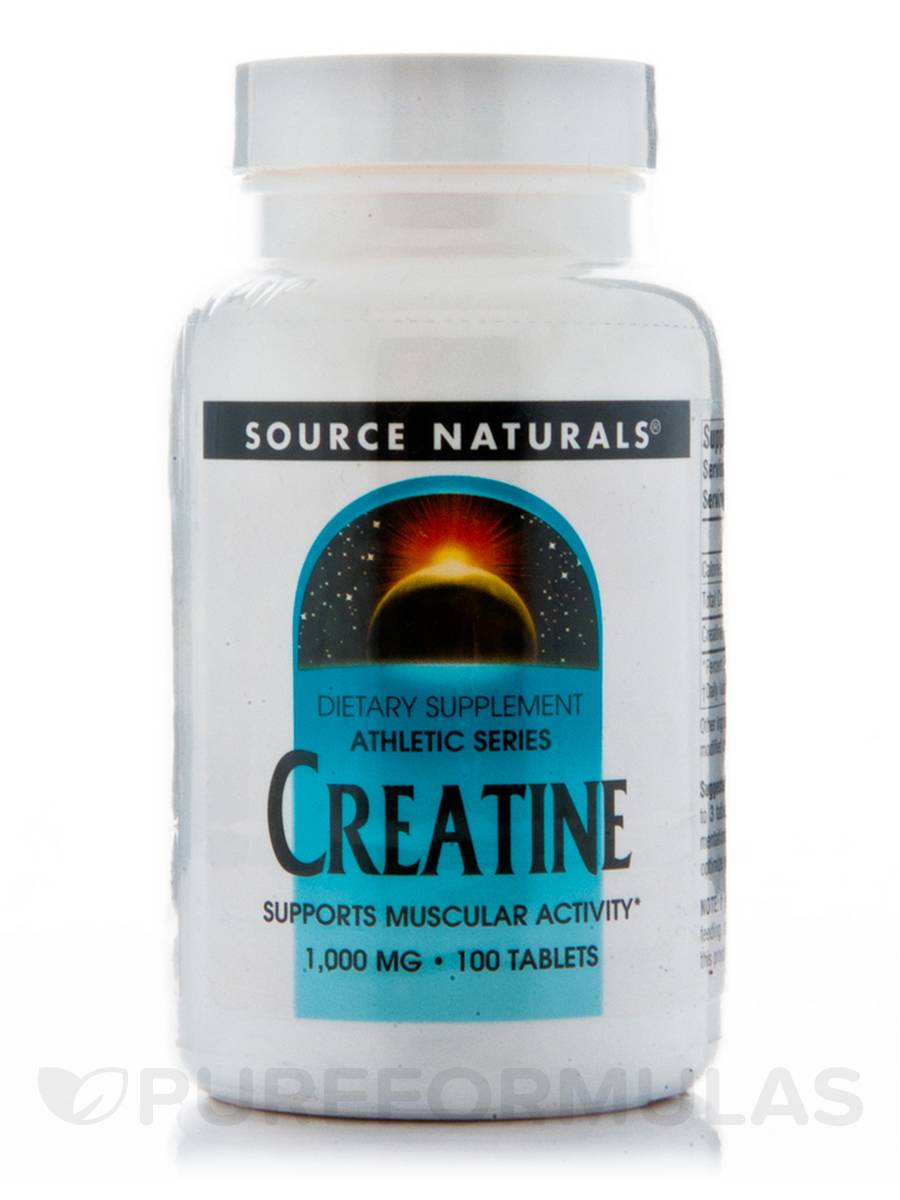 Creatine 1000 mg - 100 Tablets