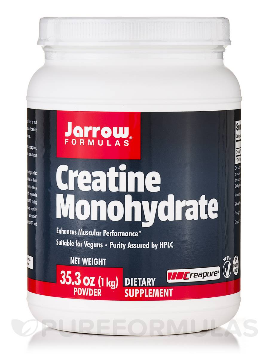 Creatine Monohydrate - 35.3 oz (1000 Grams)