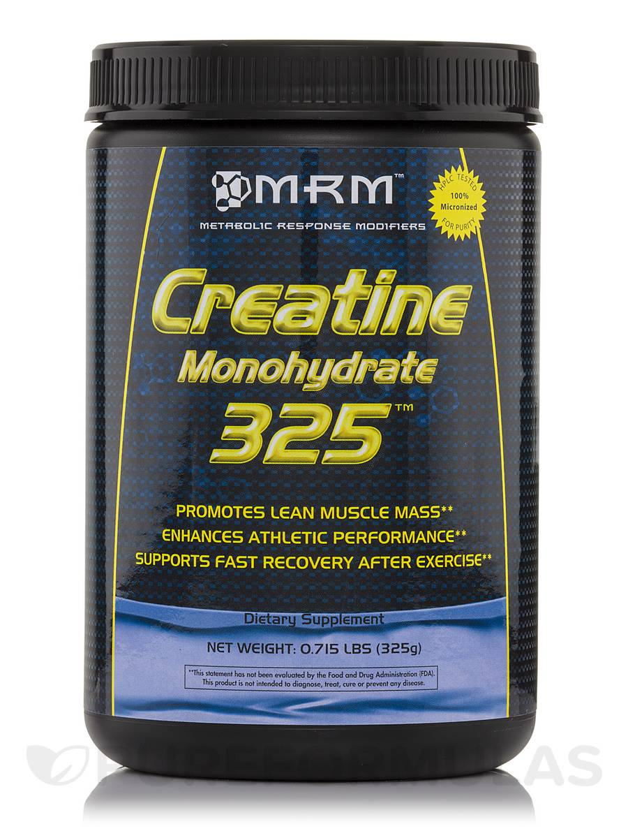 Creatine Monohydrate (Micronized) - 0.715 lbs (325 Grams)