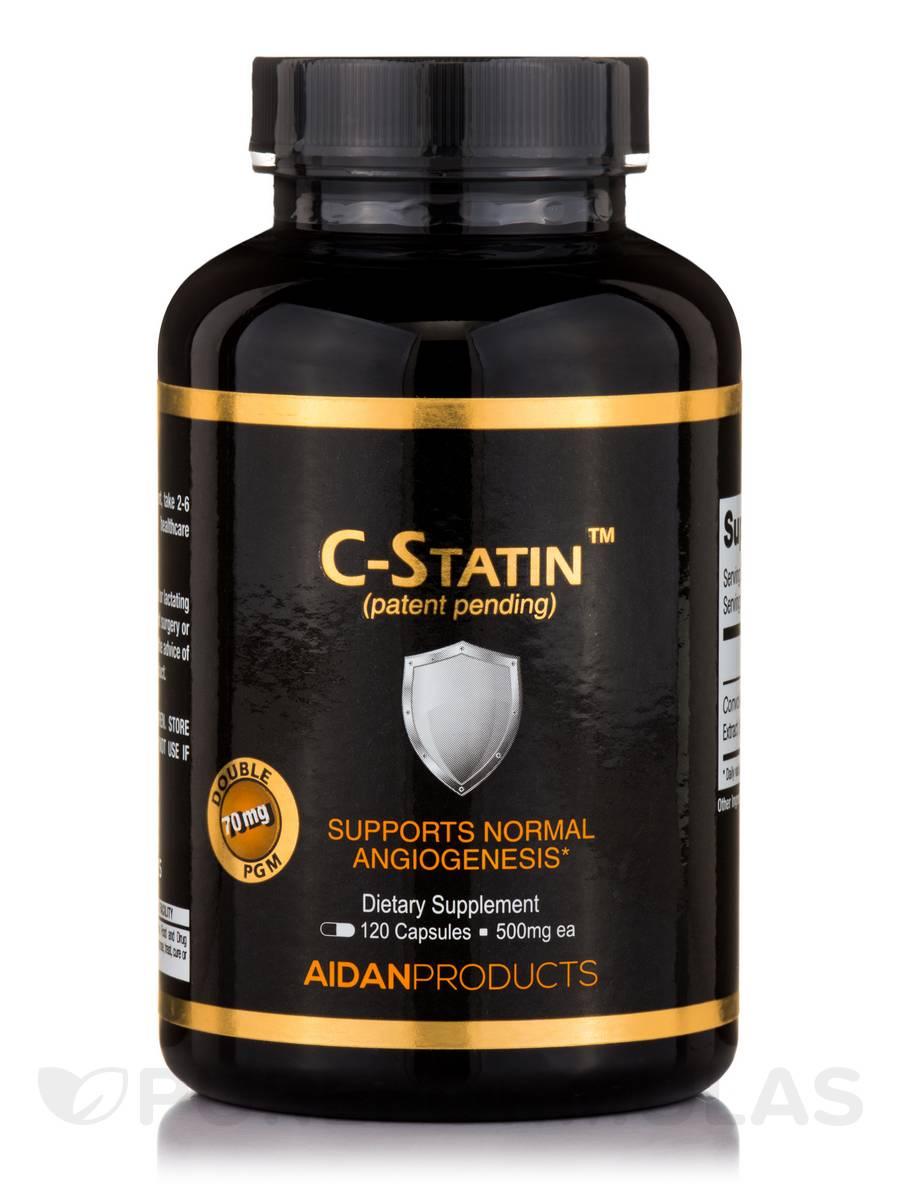 C-Statin - 120 Capsules