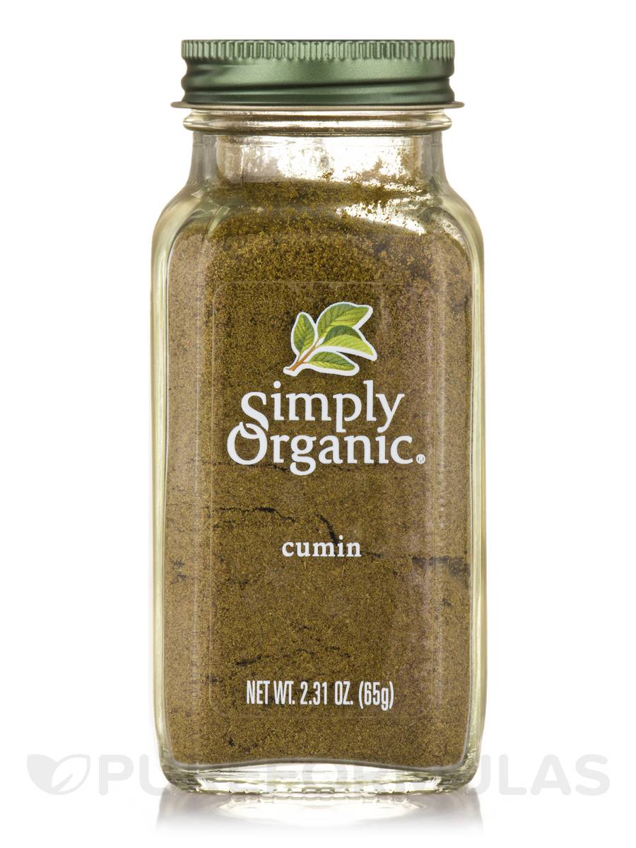 Ground Cumin Seed - 2.31 oz (65 Grams)