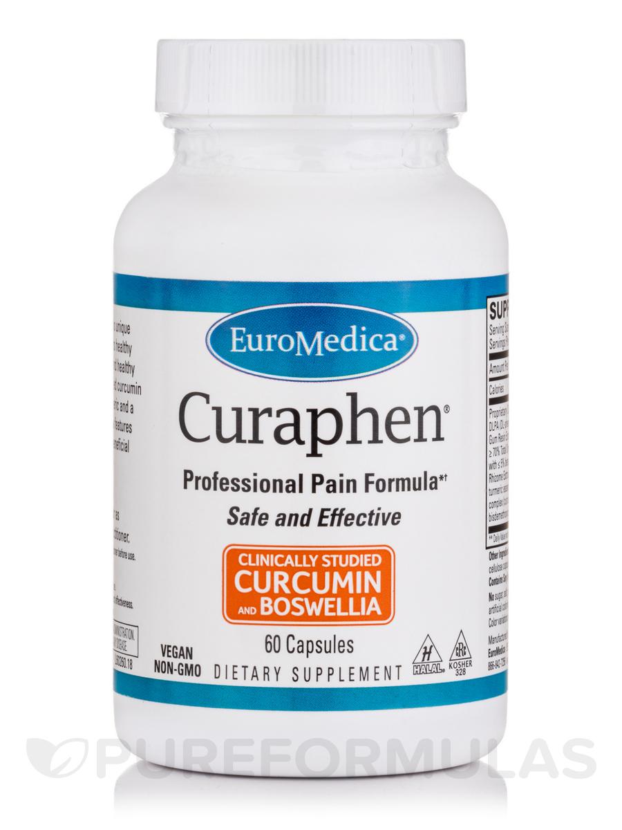 Curaphen® - 60 Capsules