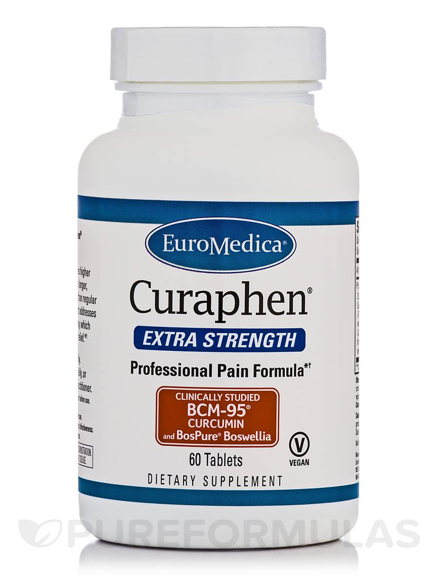 Curaphen® Extra Strength - 60 Tablets