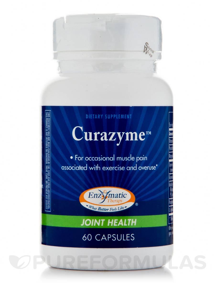 Curazyme - 60 Capsules