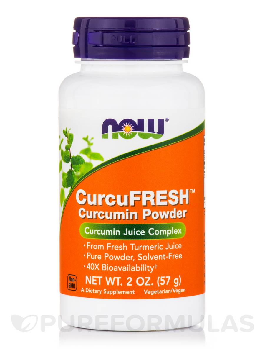 CurcuFRESH™ Curcumin Powder - 2 oz (57 Grams)