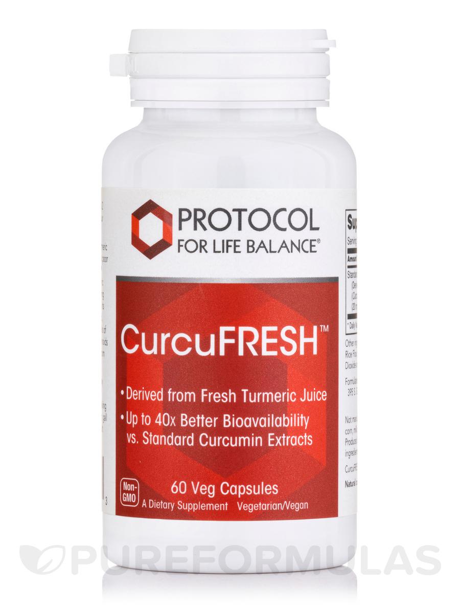 CurcuFRESH™ - 60 Veg Capsules