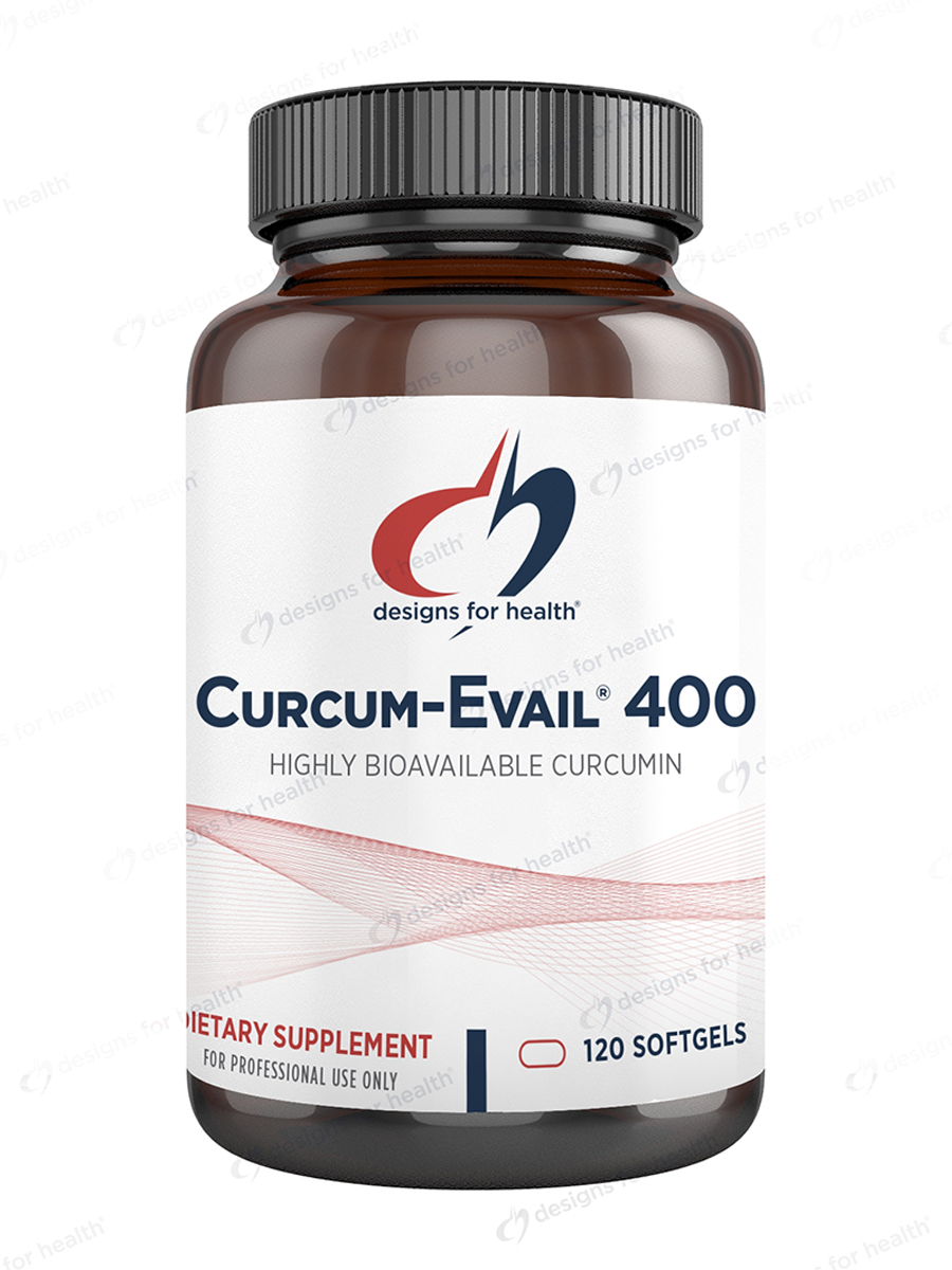 Curcum-Evail™ - 120 Softgels