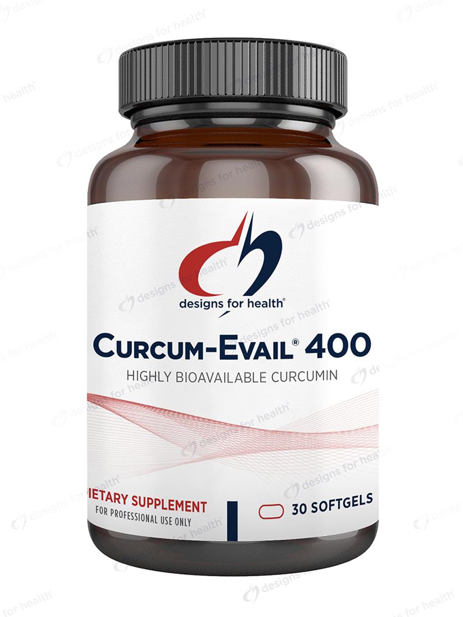 Curcum-Evail™ - 30 Softgels