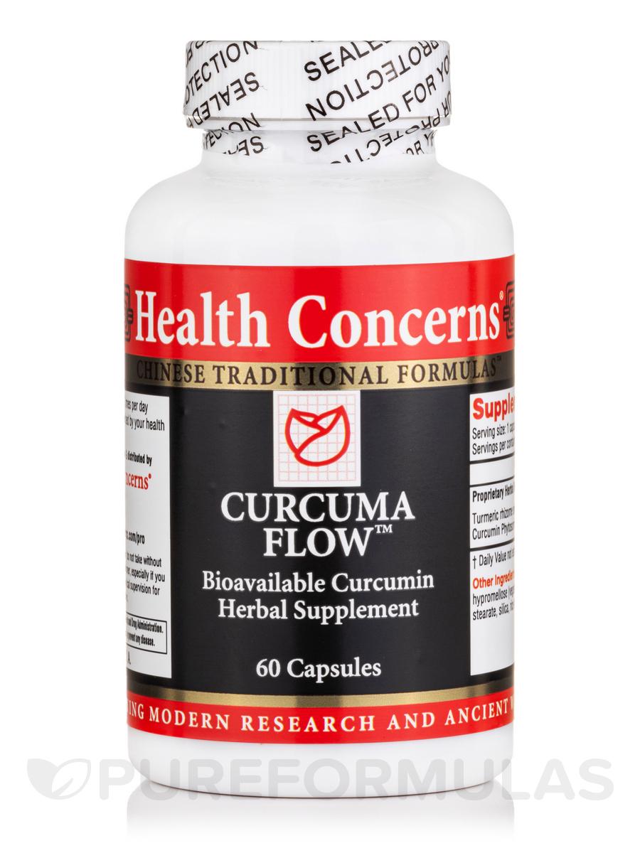 Curcuma Flow™ - 60 Tablets