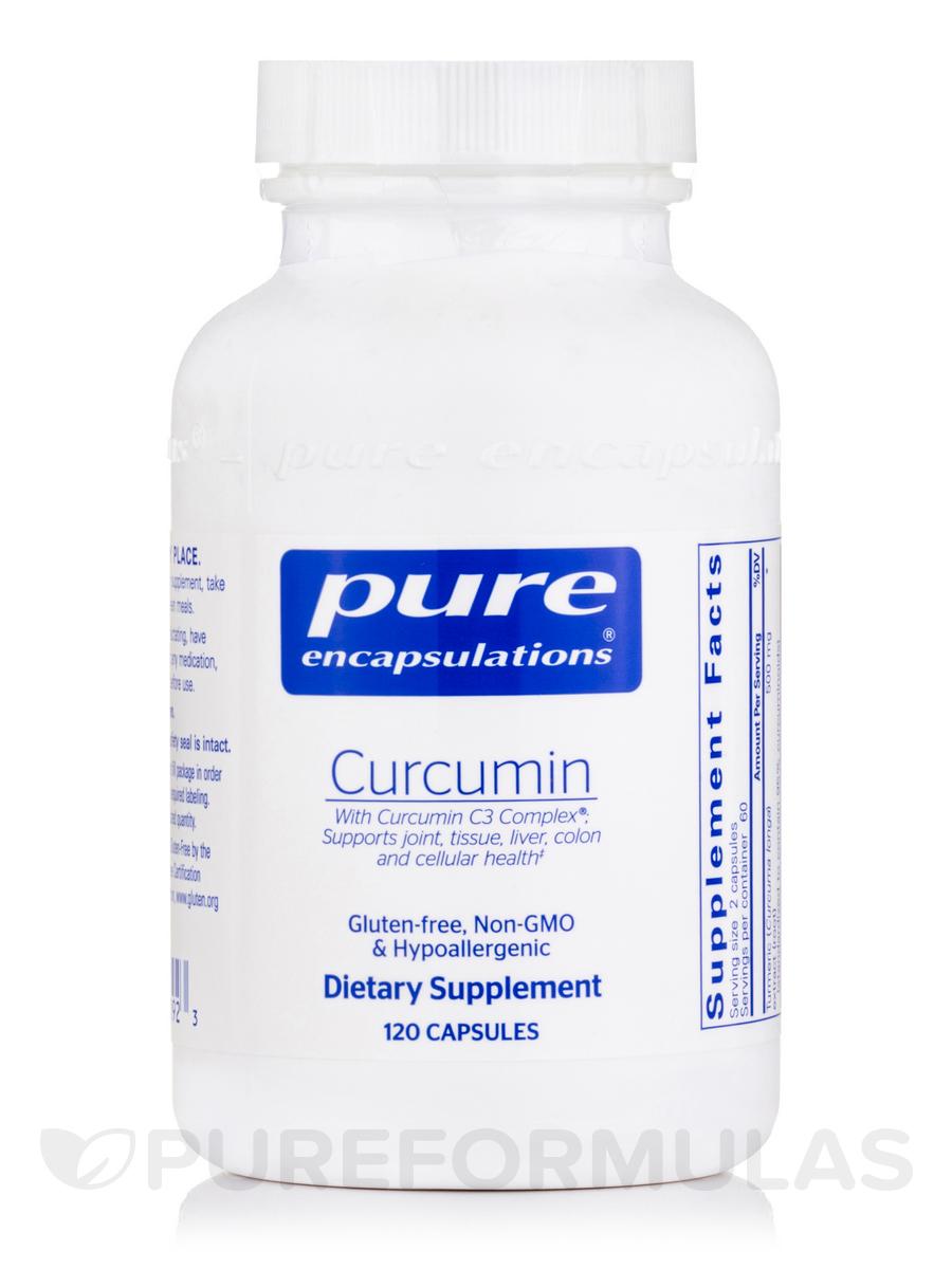 Curcumin - 120 Capsules