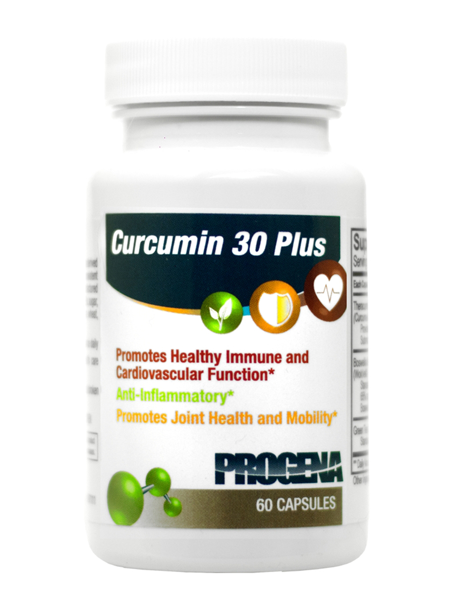 Curcumin 30 Plus - 60 Capsules