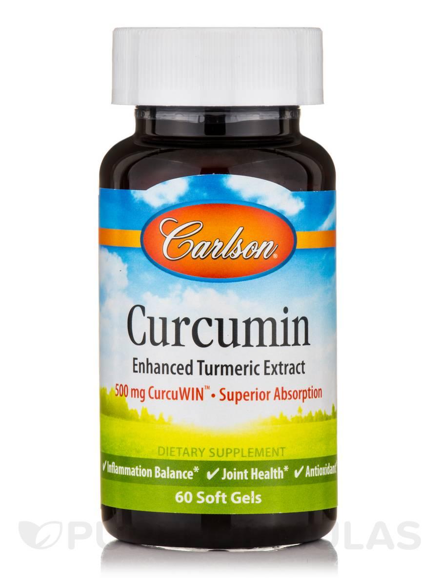 Curcumin - 60 Soft Gels