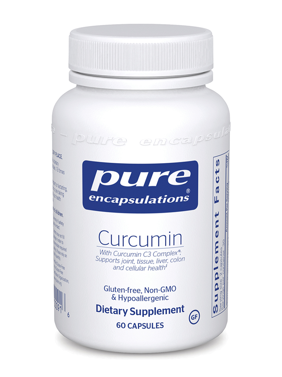Curcumin - 60 Capsules