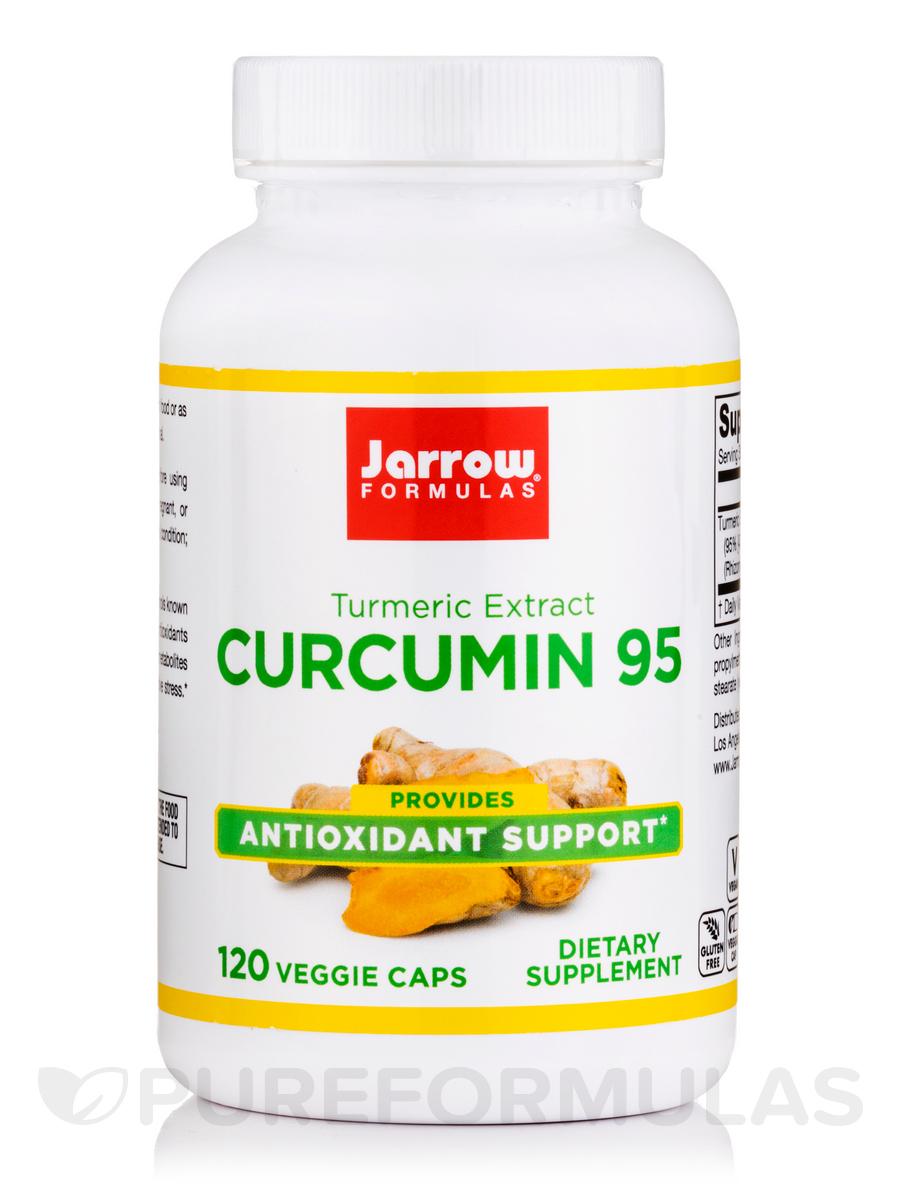 Curcumin 95 500 mg - 120 Capsules