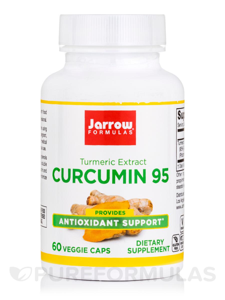 Curcumin 95 - 500 mg - 60 Capsules