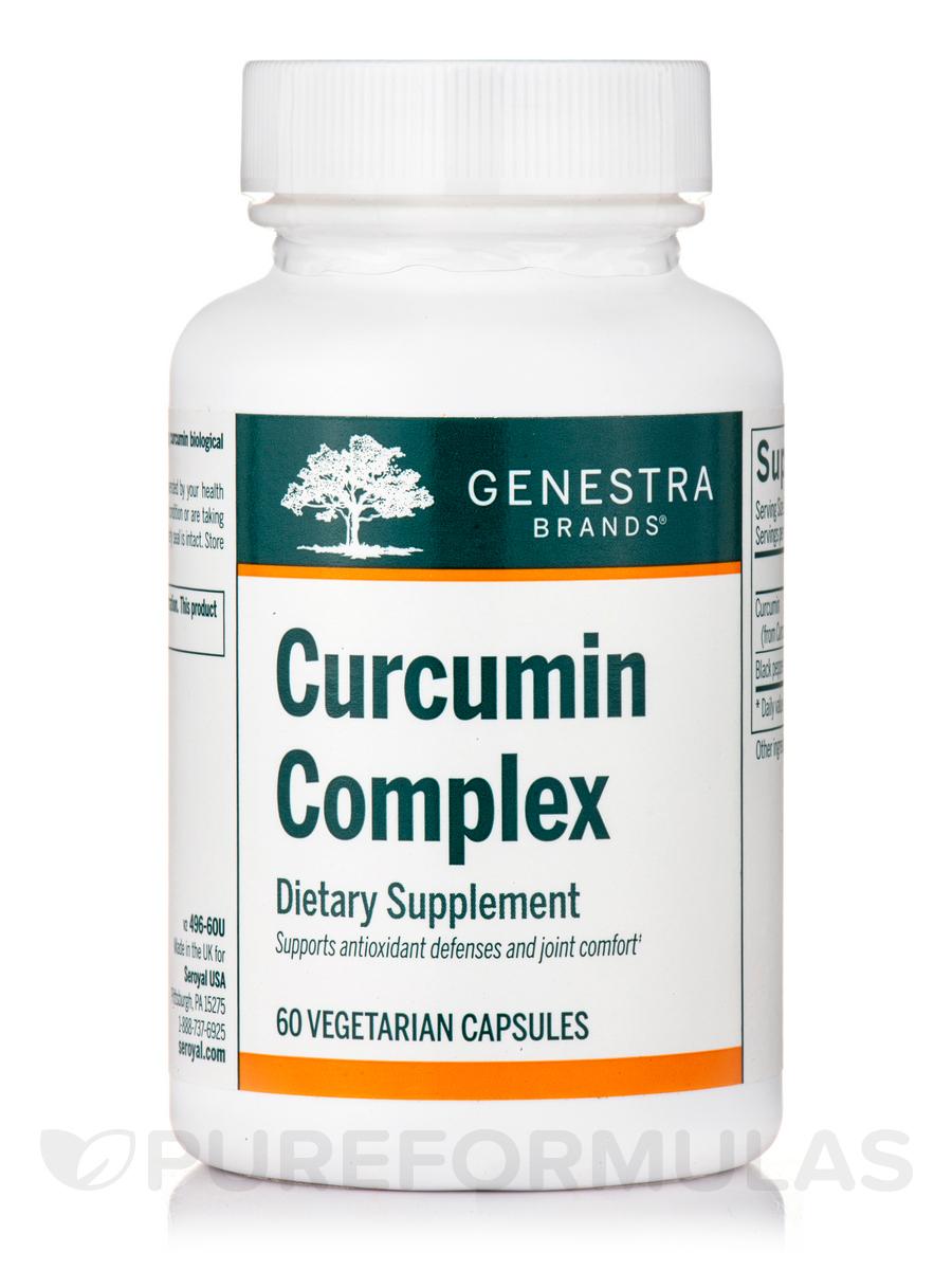 Curcumin Complex - 60 Vegetarian Capsules