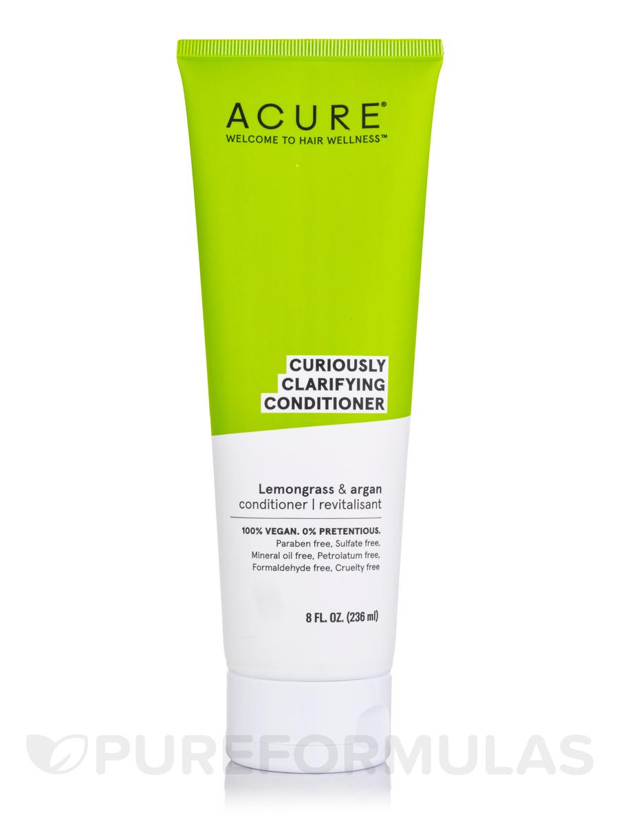 Curiously Clarifying Conditioner, Lemongrass + Argan - 8 fl. oz (236.5 ml)