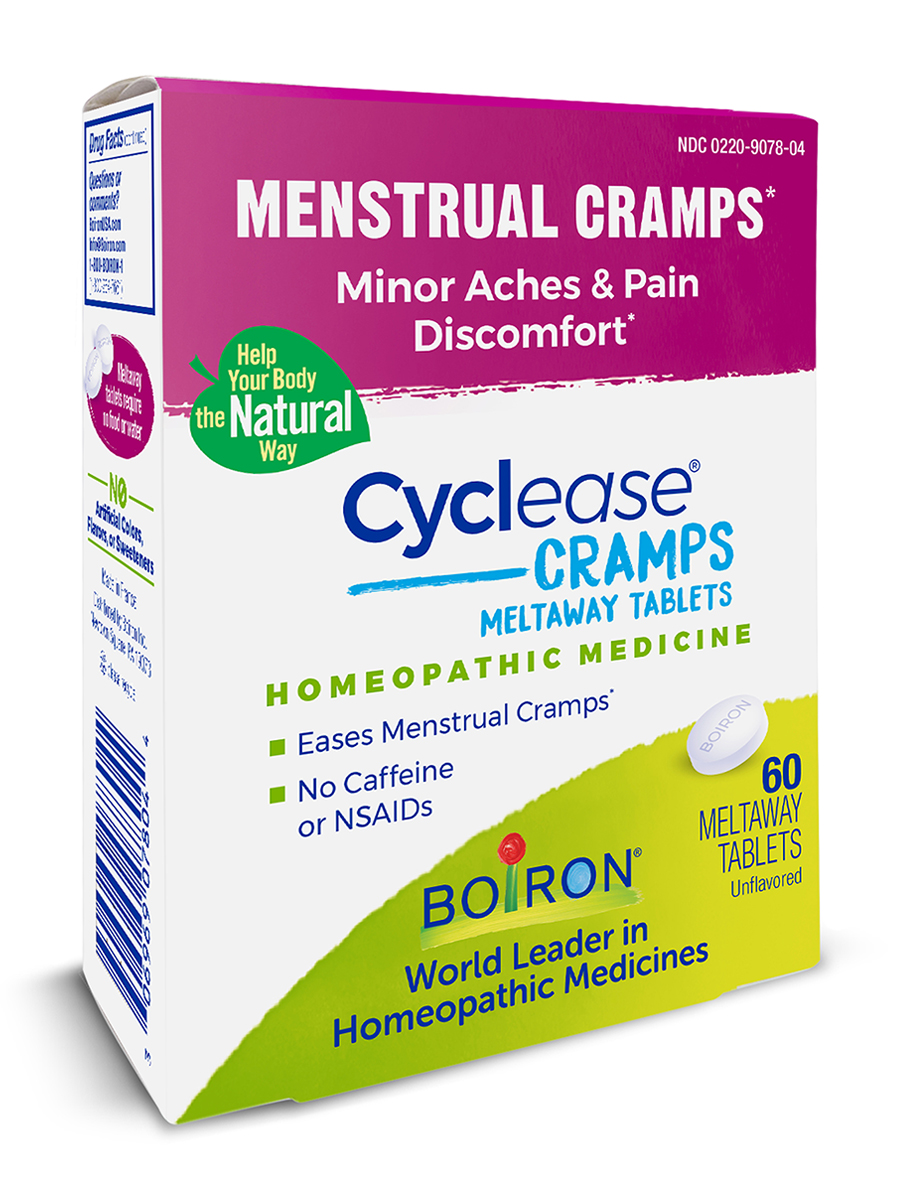 Cyclease® Cramp (Menstrual Cramps) - 60 Tablets