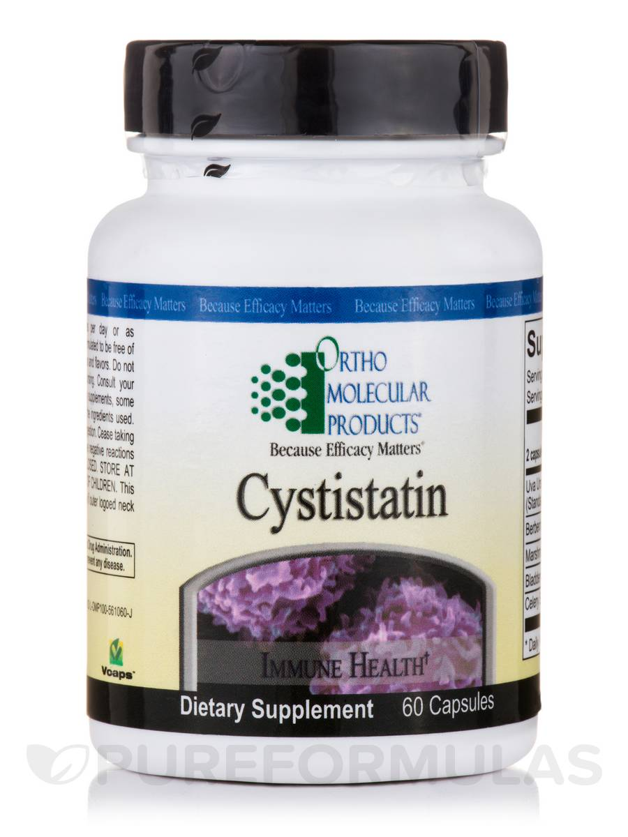 Cystistatin - 60 Capsules