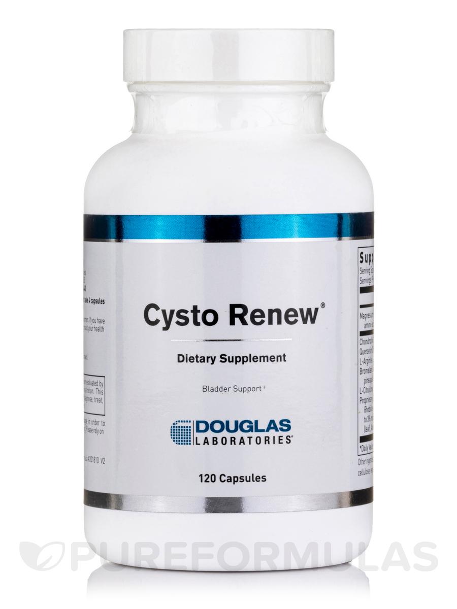 Cysto Renew™ - 120 Capsules